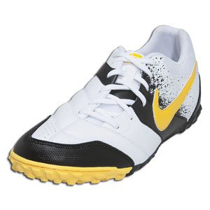 size 40 7492a 23365 Nike Mens Football Boots Multi BlackWhiteYellow Size13 US