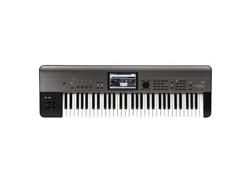 Korg Krome EX61 61-Key Keyboard Workstation