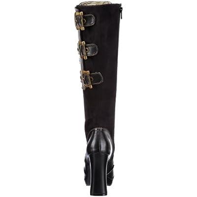 Pleaser Women's Crypto-302 Knee-High Boot | Knee-High