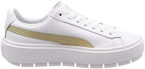 Safari Mode Femme Basket White Puma Suede Heart q8nvz