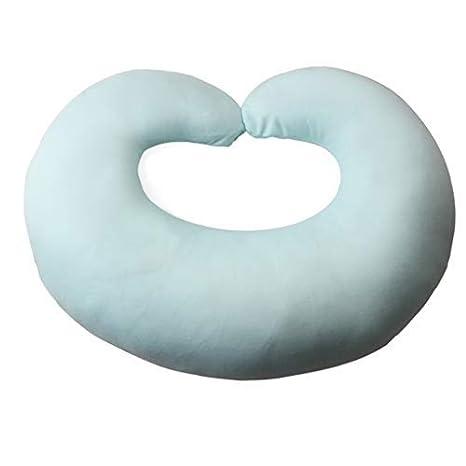 LuuBoes Almohada de Lactancia 4 en 1 de algodón para ...
