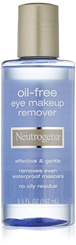 Cleansing Oil-Free Eye Makeup Remover, 5.5 Ounce Pack of 5
