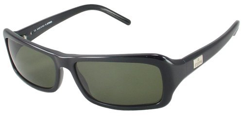 Fendi FS272 Fashion Sunglasses, Onyx Black/ Green - Fendi Designer