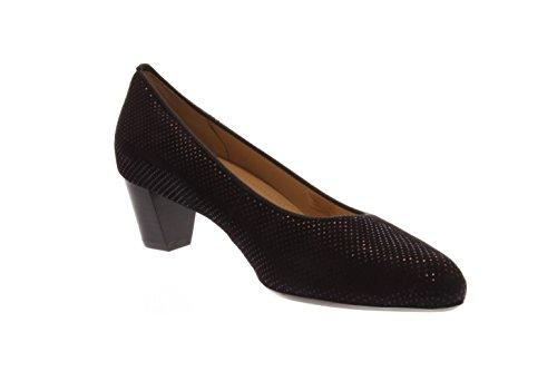 Ara Zapatos Midnight De Mujeres 12 midnight Azul 24 41401 Tacón BwnqP67g