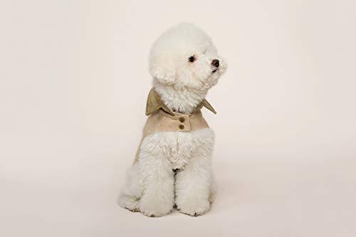 HOWLPOT. Cape Premium Dog Coat (2, Beige)