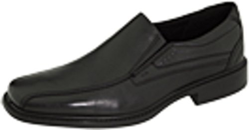 ECCO Men's New Jersey Loafer,Black,44 EU (US Men's 10-10.5 M)