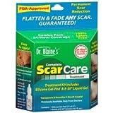 Dr. Blaine's Complete ScarCare Treatment Kit 1.0 ea. (Quantity of 3)