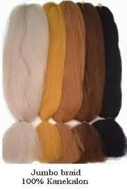 100 kanekalon braiding hair set of 5 packs misc in