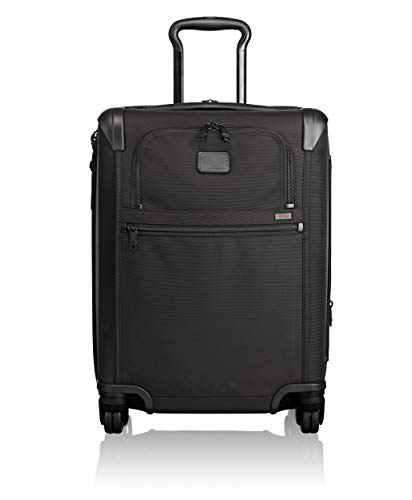 Wheel 4 Expandable Luggage (Tumi Alpha 2 Continental Expandable 4 Wheel Carry-on, Black)