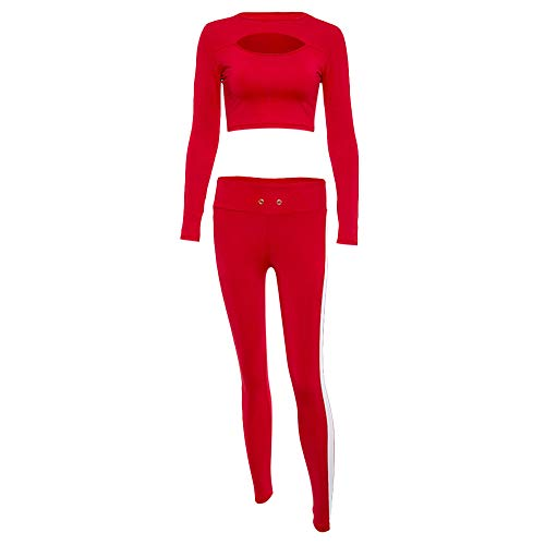 Women Yoga Set Gym Fitness Clothes Long Sleeve Sport Suit Gym Shirt Running Slim Female Sportwear Workout Tracksuits