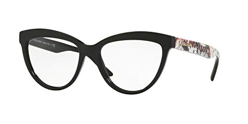 Burberry Women's BE2276 Eyeglasses Black 53mm (Optical 53mm Frames Burberry)