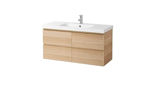 Ikea Godmorgon/Odensvik Armario para Fregadero con 4 ...