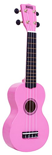 Best Pink Ukulele No.3: Mahalo MR1PK Rainbow Series Soprano Ukulele