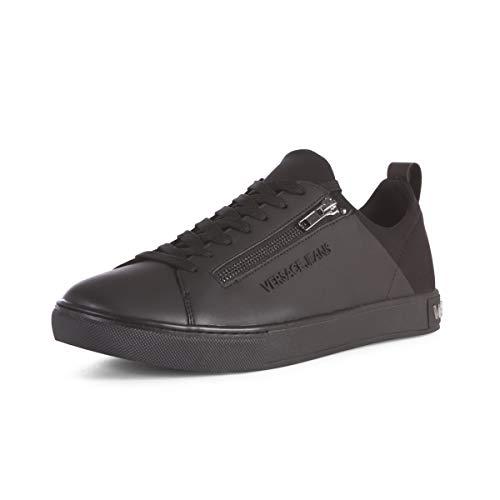 uomo Scarpe ginnastica nere 899 da Jeans Versace da nero Couture Scarpe pxw1P6qx0