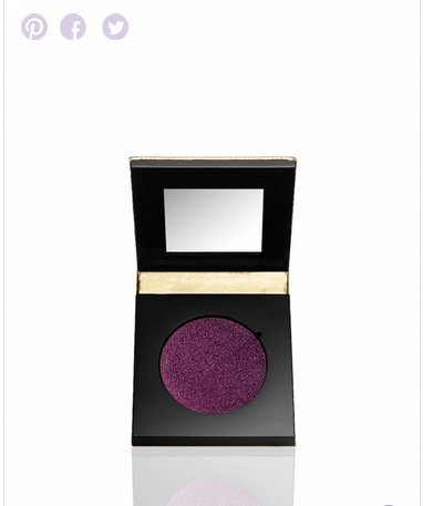 TARTE Tarteis Metallic Shadow SCARLET - 100% Authentic ()