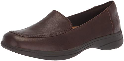 Trotters Women's Jacob Loafer, Dark Brown, 7.5 M US