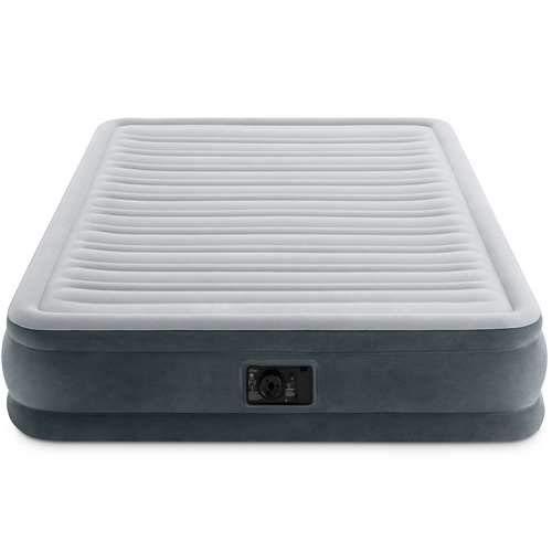 Intex Comfort Plush Mid Rise Dura-Beam Airbed with Built-in