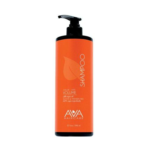 Ava Haircare - Volume Shampoo - Vegan, Sulphate Free, Paraben Free, Cruelty Free (33oz) ()