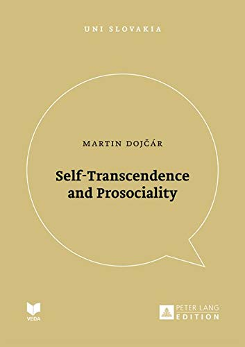 Download Self-Transcendence and Prosociality (Uni Slovakia) pdf epub