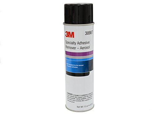 3M 08987 General Purpose Adhesive Cleaner, 15 (General Purpose Adhesive Cleaner)