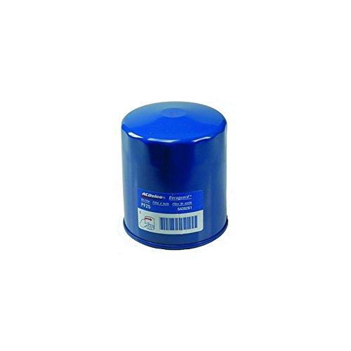 Eckler's Premier Quality Products 33184055 Camaro Oil Filter Small Block PF25/PF454 AC Delco 91