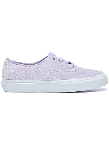 Authentic 41 Violet Pastel furry Vans Chaussures qwW5pnZ