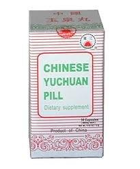 Chinois Yuchuan Pill (Zhong Guo Yu Quan Wan) Q067-luckm