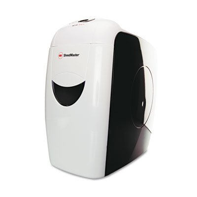 Swingline 1758581 Personal Shredder,Cross Cut,7-3/4 in.x14-3/4 in.14-1/2 in.,WE/BK