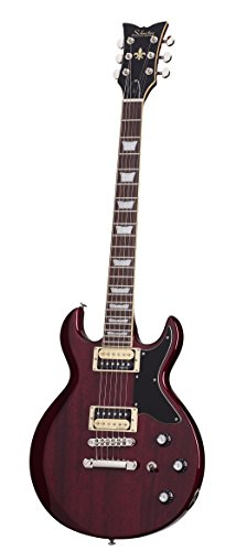 c Guitar, See-Thru Cherry (Electric Guitar Satin Cherry)