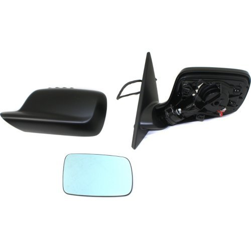 Kool Vue BM47EL Mirror for BMW 3-SERIES 99-03 LH Power Manual Folding Heated w/Memory Convertible/Coupe PTM -