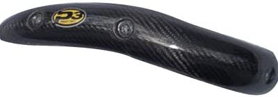 P3 Carbon Head Pipe Heat Shield Stock for KTM 450 SX-F Factory Edition 2012-2014