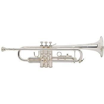 Bach TR200 Series Bb Trumpet TR200S Silver