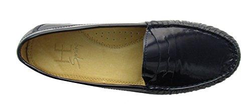 He-Spring I15007 barnices Atlantico-zapatillas para mujer