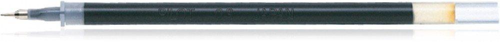 Pilot Pen - Mina di ricambio per penna gel GTec, 12 pezzi, colore: Nero BLS-GC4-B