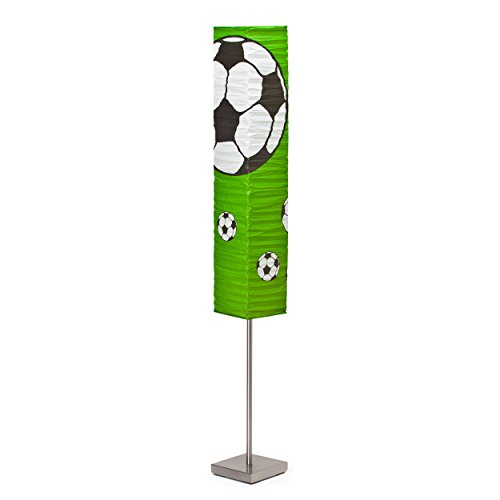 Brilliant AG Soccer lámpara de pie metal/papel 40 W E14 ...