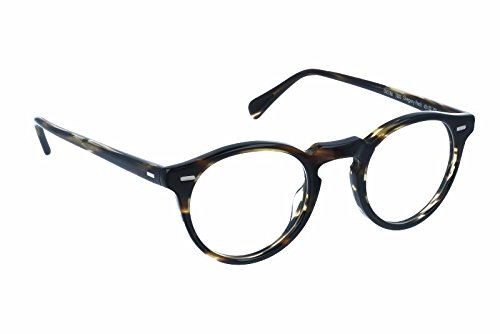 Oliver Peoples Glasses 1003 Cocobolo Coco Gregory Peck Size - 47 Peck