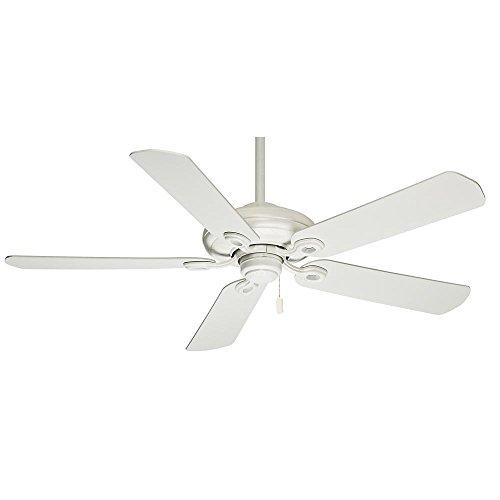 "UPC 743928540288, Casablanca 54028, Capistrano Snow White Energy Star 54"" Outdoor Ceiling Fan"