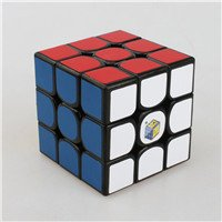 3x3x3 Black ZhiSheng Kylin Magic Cube Speed Edition 58MM - 1