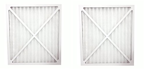2 pack Replacement filter for Hunter 30930 Air Purifier fits Models: 30200, 30201, 30205, 30250, 30253, 30255, 30256, 30350, 30374, 30375, 30377, 30380, 30390, 37255 & 37375