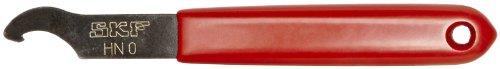 SKF HN 0 Hook Spanner Wrench, 0.6
