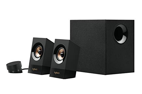 Logitech z533 Multimedia Speakers (3-Piece) Black 980-001053