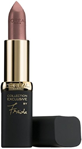 L'Oreal Paris Colour Riche Collection Exclusive Lip Color, Freida's Nude [350] 0.13 oz (Pack of 2)