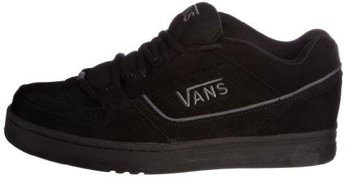 Vans M Malone, Baskets mode homme Noir (BlackCharcoal), 38.5 EU