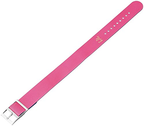 (Fossil Women's S181284 Reversible Leather Watch Strap - Pink)