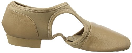 So Danca Jz44, Zapatos de Jazz Para Mujer Beige (Caramel)
