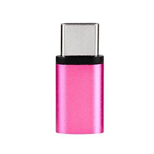Lookatool USB-C Type-C to Micro USB Data Charging Adapter For Samsung Galaxy S8