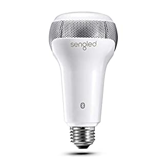Sengled Solo Dimmable LED Bulb with Built-In Bluetooth Dual Channel JBL Speakers,Smart Music Light App Controlled,3 Years Protection (B00PNU8J46) | Amazon Products