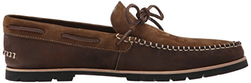 Woolrich Mens Lake House Boat Shoe Barista