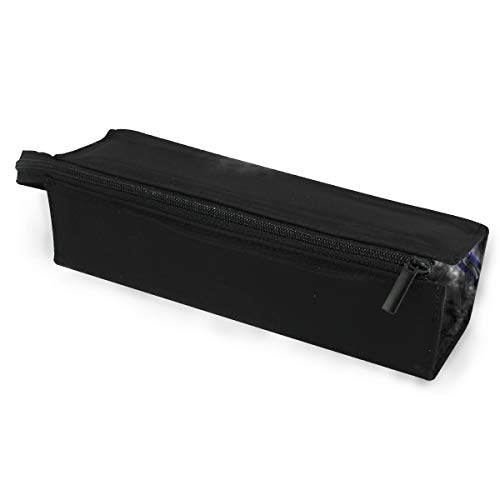 Glasses Case Doctor Who HD Wallpapers Multi-Function Zippered Pencil Box Makeup Cosmetic Bag for Women/Men