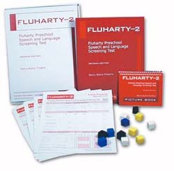 Fluharty Preschool Speech and Language Screening Test 2 (Fluharty-2)